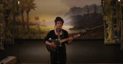 "Watch a live performance of Angel Olsen's new song ""Waving, Smiling"""
