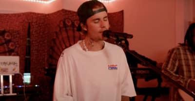 Watch Justin Bieber's Tiny Desk (Home) Concert