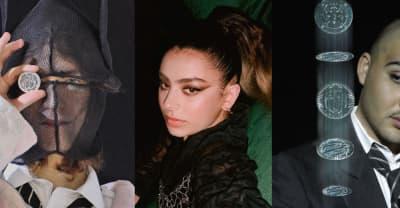 "Charli XCX hops on the remix of Bladee and Mechatok's ""Drama"""