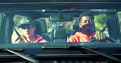 """Lil Nas X and Dominic Fike cook up trouble in BROCKHAMPTON's new """"COUNT ON ME"""" video"""
