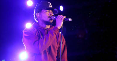 Chance The Rapper issues apology after Trump thanks him on Twitter