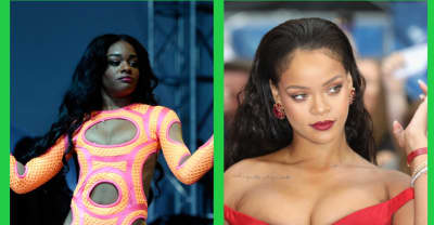 Azealia Banks targets Rihanna in her latest Instagram rant