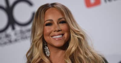 """Watch Mariah Carey perform """"The Distance"""" and talk Glitter's chart comeback on Fallon"""