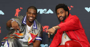 "Big Sean and A$AP Ferg bring ""Bezerk"" to the 2019 VMAs"