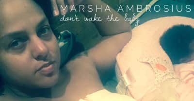 "Marsha Ambrosius's ""Don't Wake The Baby"" Is A Grown-Up Sex Jam"