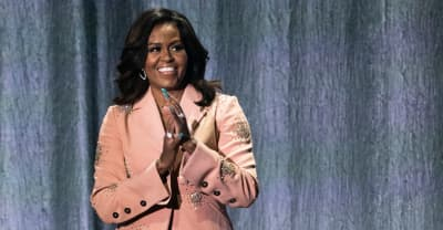 Michelle Obama shares workout playlist featuring Beyoncé, Lizzo, Frank Ocean and Cardi B