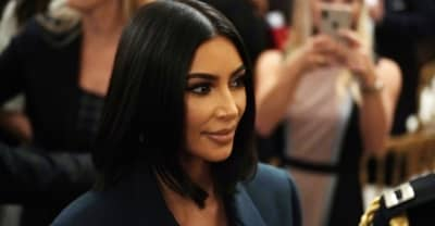 Kim Kardashian is filming a documentary about prison reform