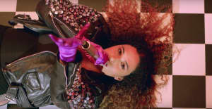 """Empress Of goes full eighties in new """"I Don't Even Smoke Weed"""" video"""