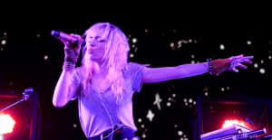 Hear Grimes' theme song for a new Netflix show Hilda