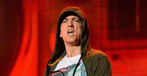 Eminem drops surprise album feat. Juice WRLD, Anderson .Paak, more