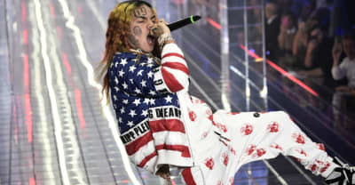 Report: 6ix9ine will turn down witness protection to return to music