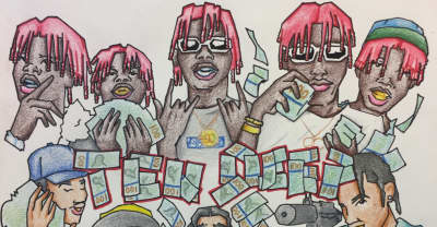 "K$upreme And Lil Yachty Rep Their Crew On A New Song, ""Ten Deep"""