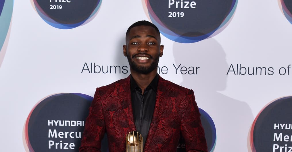 Dave wins the 2019 Mercury Prize for Psychodrama