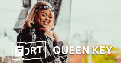 """Watch Queen Key's vibrant """"My Way"""" from The FADER FORT"""