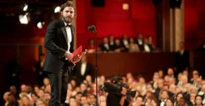 Casey Affleck withdrew from the Oscars