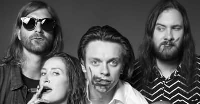 "Watch July Talk's New Video For ""Beck + Call"""