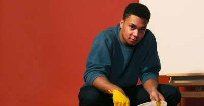 """Chris McClenney's """"Otherside"""" Is Shockingly Sincere Psych-R&B"""