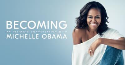 Michelle Obama announces 10-city book tour
