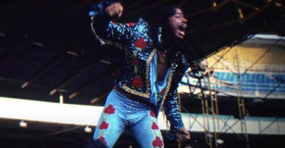 Watch a trailer for Showtime's documentary Bitchin': The Sound And Fury Of Rick James