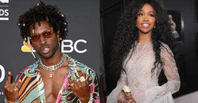 """SAINt JHN and SZA team up for """"Just For Me"""""""