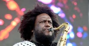 "Kamasi Washington shares music video for ""Hub Tones"""