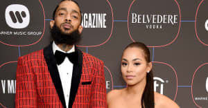 Read Lauren London's birthday message to Nipsey Hussle