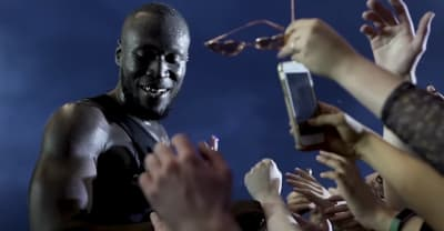 "Stormzy gets motivational in the ""Do Better"" video"