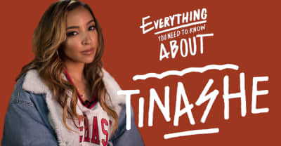 Everything you need to know about Tinashe