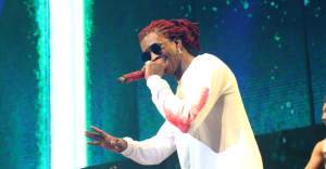 Young Thug scores his first No. 1 album with So Much Fun