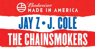 Watch Saturday's Budweiser Made In America Livestream