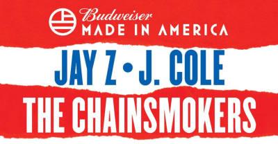 Watch Saturday's Budweiser Made In America Livestream