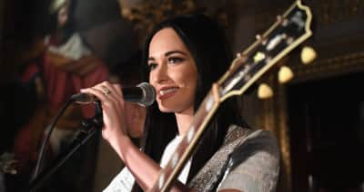 Watch Kacey Musgraves perform two Golden Hour songs on Kimmel