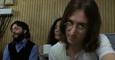 Watch The Beatles goof off in a sneak peek from Peter Jackson's upcoming documentary