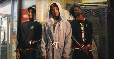 Watch SOB X RBE's new short-documentary The Drop