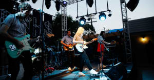 Watch Dream-Pop Band Alvvays Share Stories Before Their sweetlife LA Show
