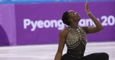 Watch this French olympian perform to Beyoncé