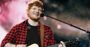 Ed Sheeran scores third number 1 with No. 6 Collaborations Project debut