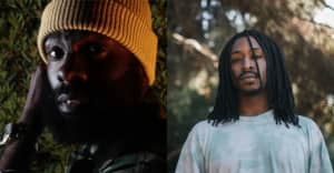 """Producer Romero Mosley and Iman Omari share the smooth """"Stay Together"""""""