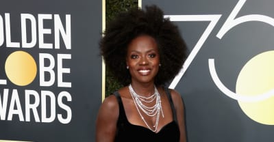 Viola Davis already won the Golden Globe Awards