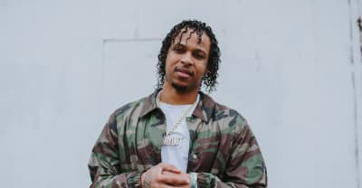 Go behind the scenes with G Perico at FADER FORT