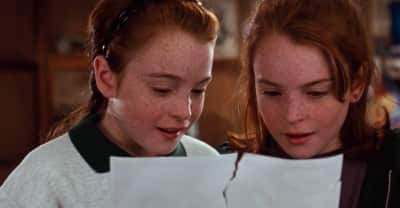 If you're snowed in, watch The Parent Trap