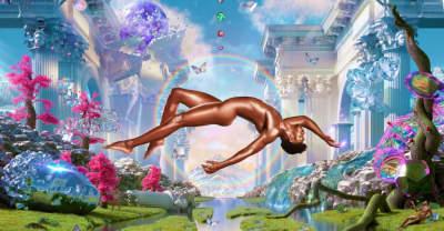 Lil Nas X shares official artwork for debut album Montero