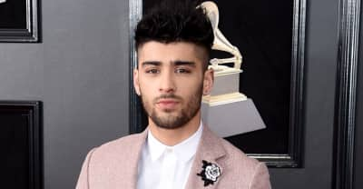 Zayn Malik has an album title, tracklist, and overall concept all ready to go