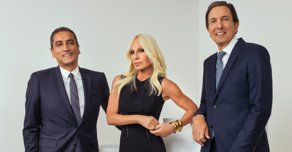 Michael kors has purchased versace for billion the fader - Salon versace ...
