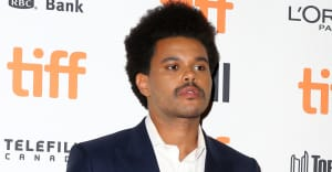 I fuck with The Weeknd's new look to an insane degree