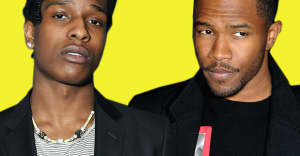 A$AP Rocky and Frank Ocean try to find peace on Testing's best song