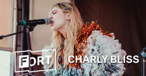 "See Charly Bliss bring ""Capacity"" to The FADER FORT"
