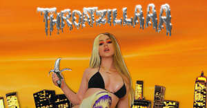 "Slayyyter talks a good game on ""Throatzillaaa"""