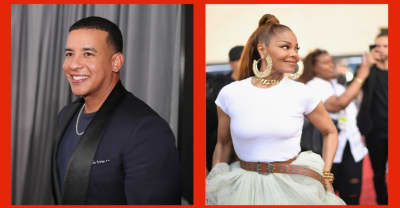 Janet Jackson and Daddy Yankee are making music together