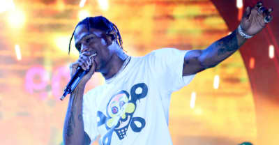 Travis Scott drops JACKBOYS compilation feat Rosalía, Sheck Wes, Young Thug